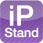 Logo Ip Stand
